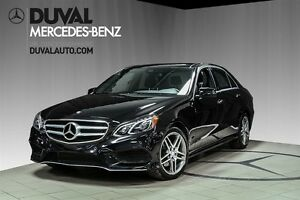 2016 Mercedes-Benz E-Class E400 4MATIC DEMO + Avantgarde Package