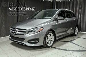 2015 Mercedes-Benz B-Class B250 4MATIC/ CAMERA+GPS+BLUETOOTH