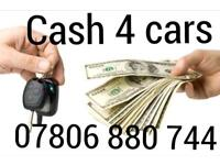 07806 880 744 WANTED CAR VAN FOR CASH SCRAP MY JEEP MOTORBIKE WE BUY SELL YOUR COLLECTION 2