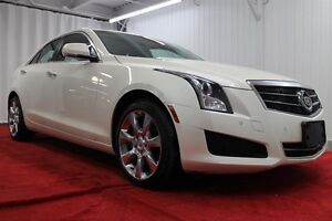 2013 Cadillac ATS 3.6L Luxury *AWD' CUIR, GPS, TOIT OUVRANT