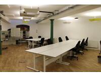 EC2A Co-Working Space 1 -25 Desks - Shoreditch Shared Office Workspace