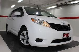 2013 Toyota Sienna AUX Cruise Alloys Pwr Wndws Mirrs Locks ABS A