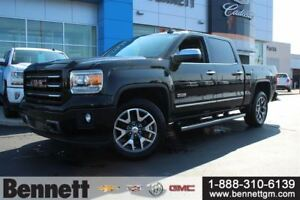 2015 GMC Sierra 1500 SLT -5.3V8 4x4 Z71 Fully Loaded