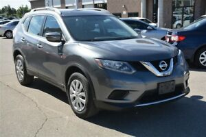 2014 Nissan Rogue S AWD/CAMERA/LOW MILEAGE