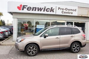 2014 Subaru Forester 2.0XT Touring - Accident Free - One Owner