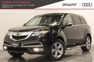 2010 Acura MDX Tech 6sp at