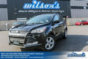 2014 Ford Escape SE 4WD! PANORAMIC SUNROOF! REAR CAMERA! HEATED