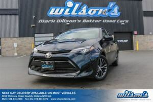 2017 Toyota Corolla LE SUNROOF! HEATED STEERING+SEATS! REAR CAME