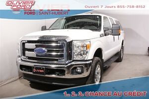 2015 Ford F-250 XLT AWD 4X4 MAGS A/C REMORQUAGE
