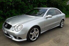 2009 - 09 Mercedes Benz CLK 220 CDi Sport - Semi Auto- Low Mileage - Immaculate