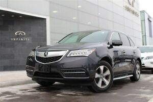 2015 Acura MDX 3.5L ROOF BACK UP CAMERA 