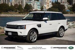 2012 Land Rover Range Rover Sport V8 HSE Sale!