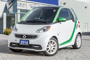 2014 smart fortwo Electric Alloys Navi
