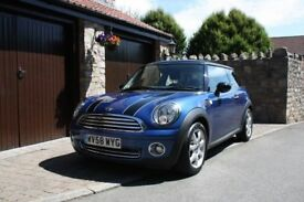 *** Mini Cooper 2008 - 24K Miles - One Owner From New - New MOT - IMMACULATE ***