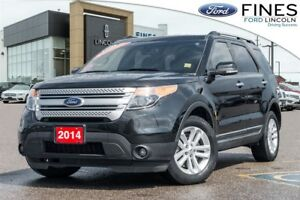 2014 Ford Explorer XLT - SOLD! LEATHER, ROOF, NAVIGATION, 4X4