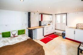 Spacious Studio apt. £295 pcm