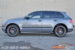 2009 Porsche Cayenne GTS AWD - 21in Porsche Design Wheels