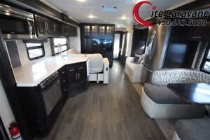 2015 Forest River Georgetown 377 ÉDITION BLACK DIAMOND 3 EXTENSI