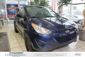 2011 Hyundai Tucson GL AWD CUIR - MAGS - SIEGES CHAUFFANTS