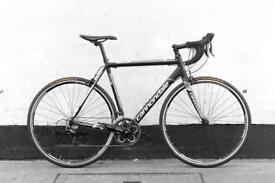 Cannondale caad8 sora 18 gears 54 cm full service