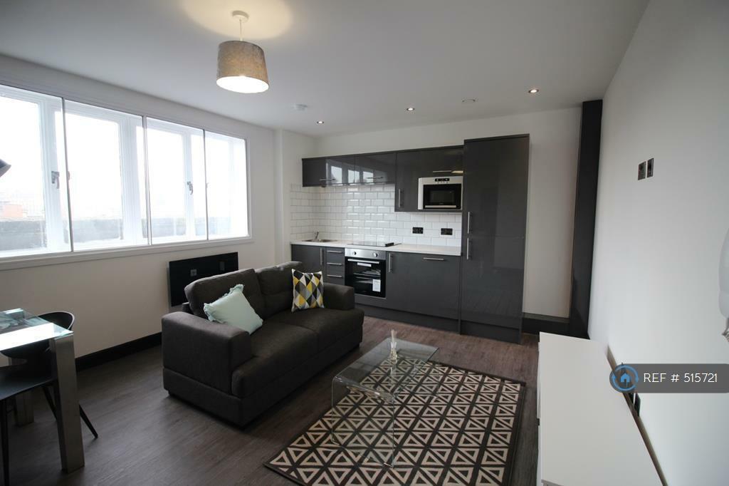 1 Bedroom Flat In North John Street Liverpool L2 Bed City Centre