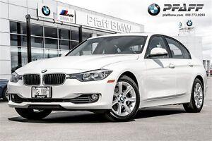2013 BMW 320I Sedan 6 Speed *MANUAL*