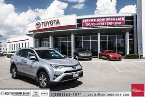 2016 Toyota RAV4 AWD XLE Executive Demo, ON Sale!