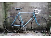 RALEIGH ARENA GTX, vintage racer racing road bike, 23 inch, 10 speed