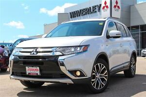 2016 Mitsubishi Outlander GT*PwrLiftgate/Leather&HeatedSeats/