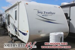 2011 JAYCO JAY FEATHER SELECT 242