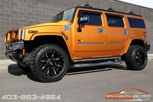 2006 HUMMER H2 SUV LIMITED EDITION CUSTOM SHOWTRUCK WOW!!!!!