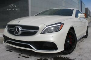 2015 Mercedes-Benz CLS-Class S-Model CLS63 AMG S-MODEL 4MATIC