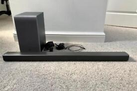LG SJ6 2.1 wireless soundbar