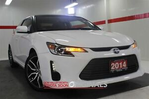 2014 Scion tC Pioneer Audio Sunroof Btooth Cruise Alloys Pwr Wnd