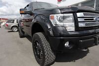 2014 Ford F-150 Limited | Aftermarket | Leather | SYNC | Sunroof