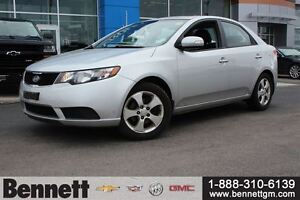 2010 Kia Forte 2.0L EX - Heated Seats, Bluetooth, Great on GAs