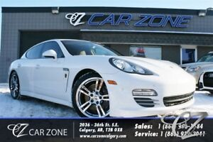 2011 Porsche Panamera 4 ALL WHEEL DRIVE, ONLY 55,000 KMS