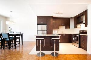 1 month free! Great open concept 3.5 in TMR. Excellent Location!