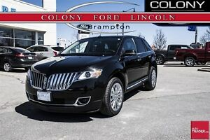 2013 Lincoln MKX LINCOLN CERTIFIED, FINANCE FROM 0.9%!!!