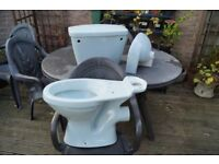 Cloakroom Toilet and Sink