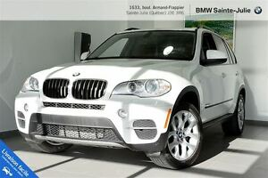 2013 BMW X5 xDrive35i + Executive // Navigation
