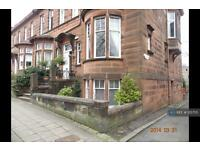 2 bedroom flat in Kingsborough Gardens, Glasgow, G12 (2 bed)