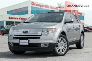 2008 Ford Edge Limited|PANO ROOF|BLUETOOTH|CRUISE CONTROL|LEATHE