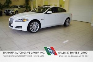 2014 Jaguar XF PORTFOLIO 3.0L AWD ONLY 20, 000KMS!!