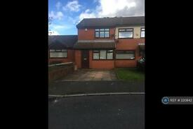 2 bedroom house in Elm, Manchester, M35 (2 bed)