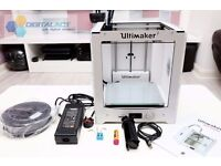 ULTIMAKER 2 (Professional Quality 3D Printer) With Filament