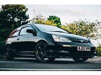 Honda Civic EP3 Type-R (May p/x for 350z,s13/14) NOT vxr ST bmw audi ford seat nissan toyota 1