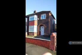3 bedroom house in Bakewell Road, Manchester, M43 (3 bed)