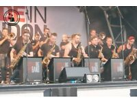 Bass Player wanted for Big Band