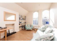 Beautiful top floor flat in a grand semi-detached building in an enviable East Dulwich location.